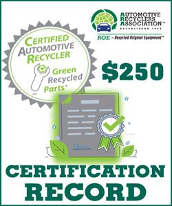 certification record ara